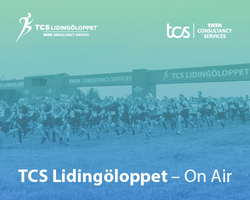 Se TCS Lidingöloppet On Air!